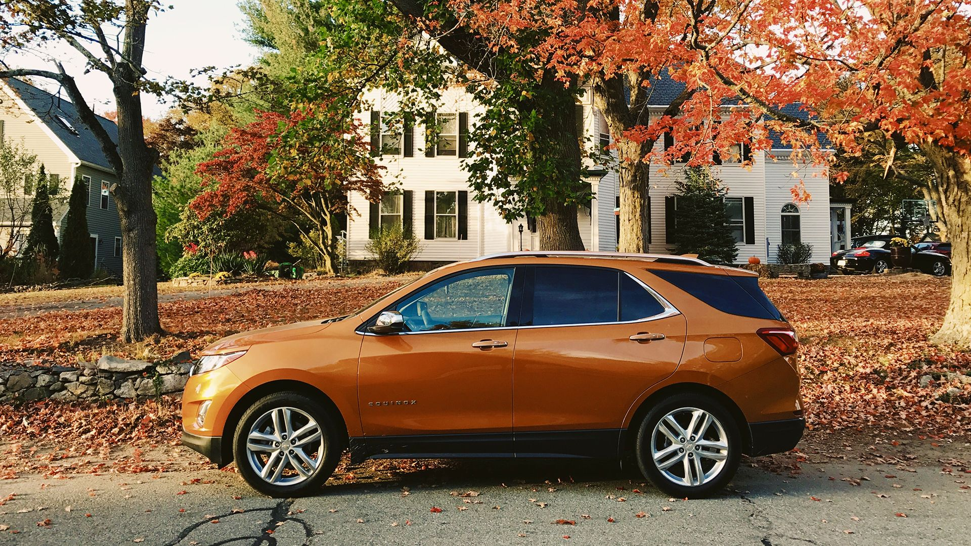 2018 Chevrolet Equinox Review The American Dream of pact