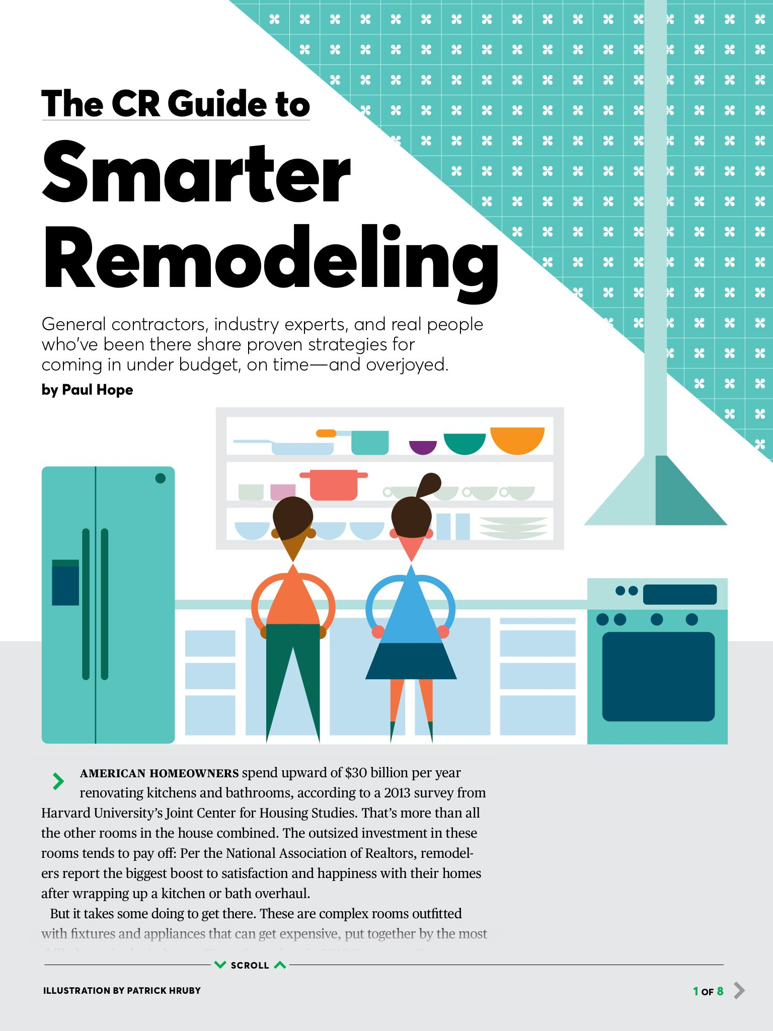 the cr guide to smarter remodeling