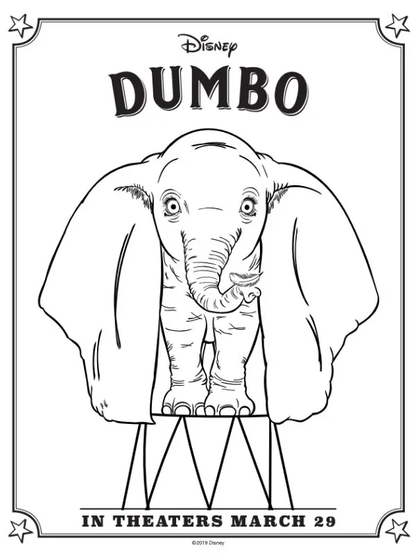 The Best Collection Of Free Disney Coloring Pages Disney
