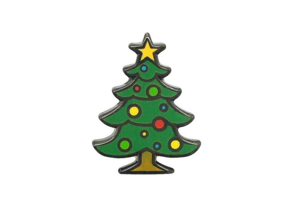 Christmas Tree Pin 2017 Pin Holiday Pins Metal Pins