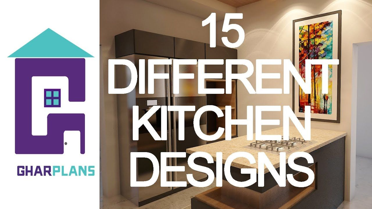 15 Different Kitchen Designs In Pakistan Closed Kitchen Design Large Kitchen Design Kitchen Design Decor