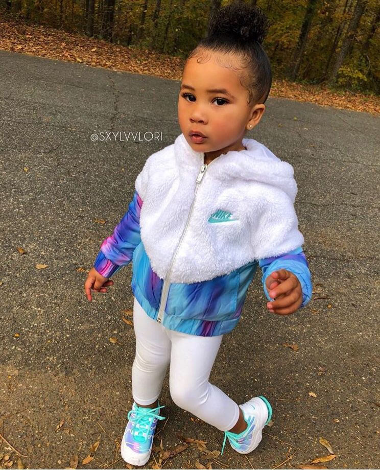 735ccdc47954 Follow @Califoreignia for more ✨ Nike Leggings, Baby Fever, Baby Girls, Cute