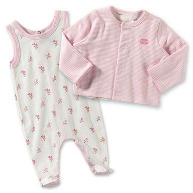 Baby Wendestrampler Mädchen Babystrampler im Doppelpack