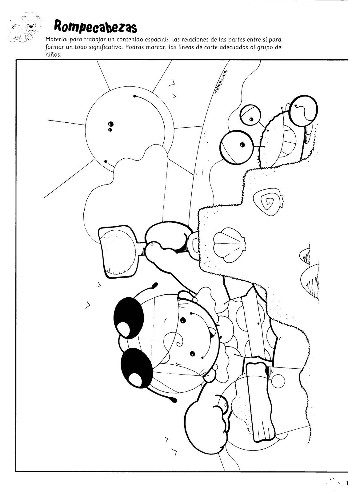 Imagenes de rompecabezas para armar | Drawing for kids, Coloring pages,  Drawings