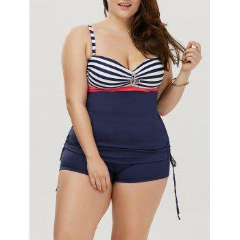 4337341150e Plus Size Swimwear
