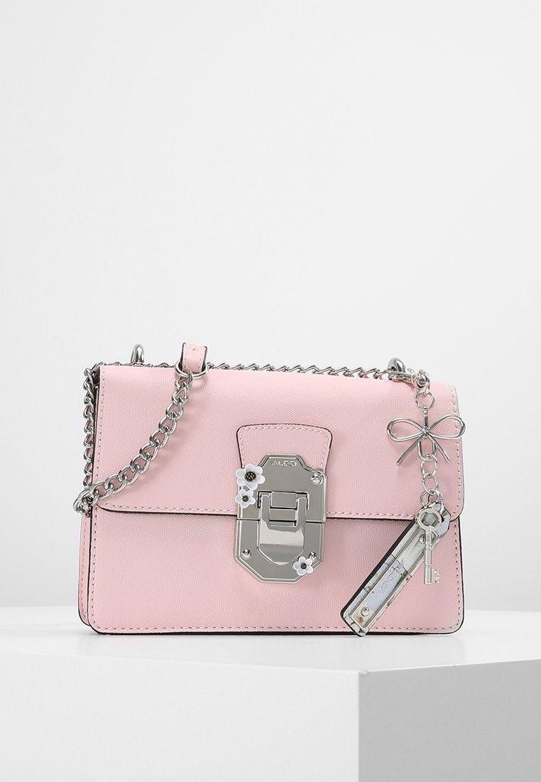 negozio online bb51c 8d517 ALDO Borsa a tracolla light pink | modelli di borse | Borse ...