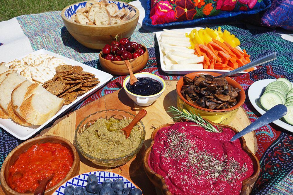 Vegan Antipasto Steps To A Plant Based Picnic Plantiful Journey Vegan Picnic Antipasto Food To Make