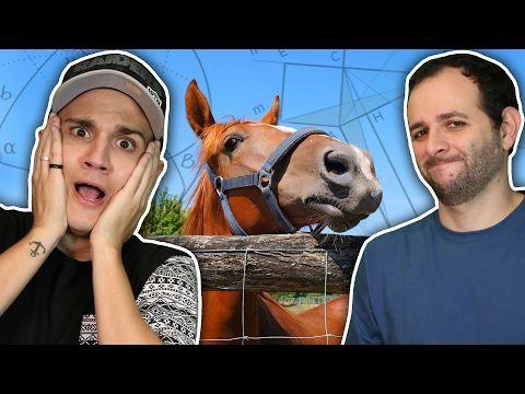 Manual do Mundo - Desafio: Cerca dos 9 cavalos