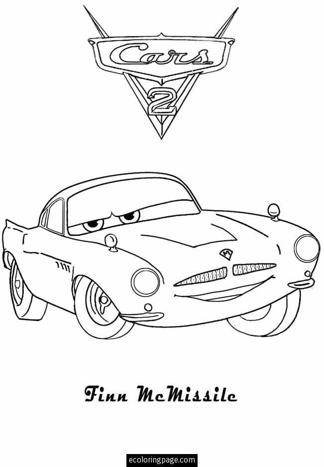 malvorlagen cars 2 zum ausdrucken comic