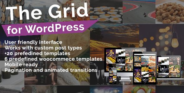 Simple Grid for WordPress | User experience, Wordpress and Template