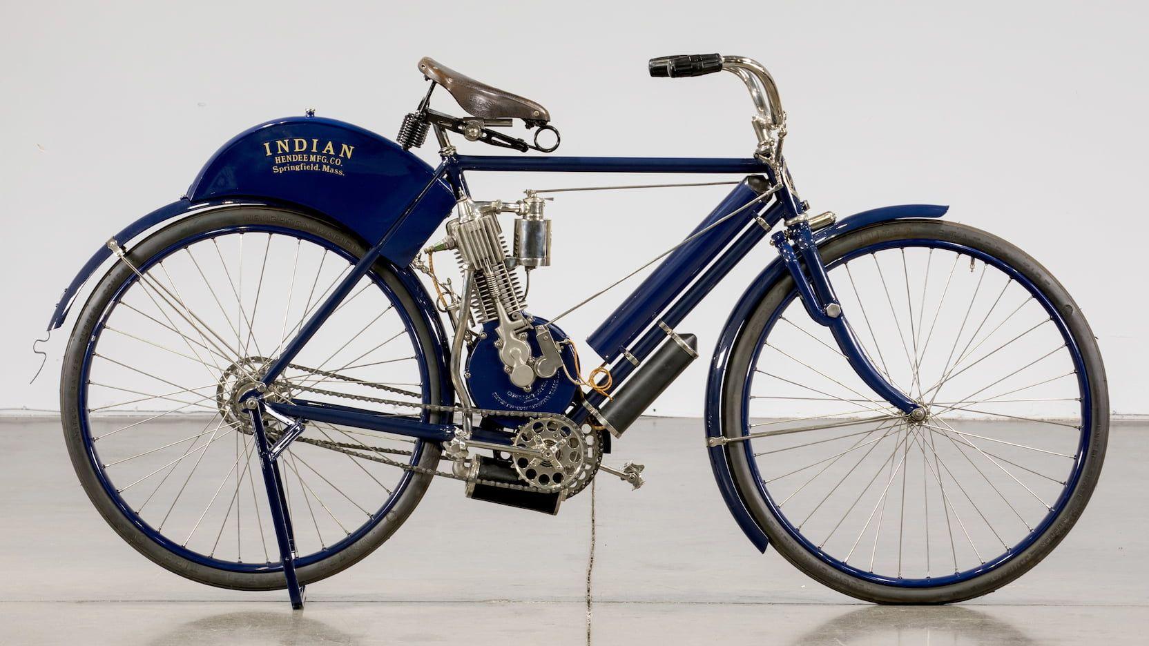1905 Indian Camelback Presented As Lot F150 At Las Vegas Nv Mecum 2019 Mecum Retro Motorcycle Camelback