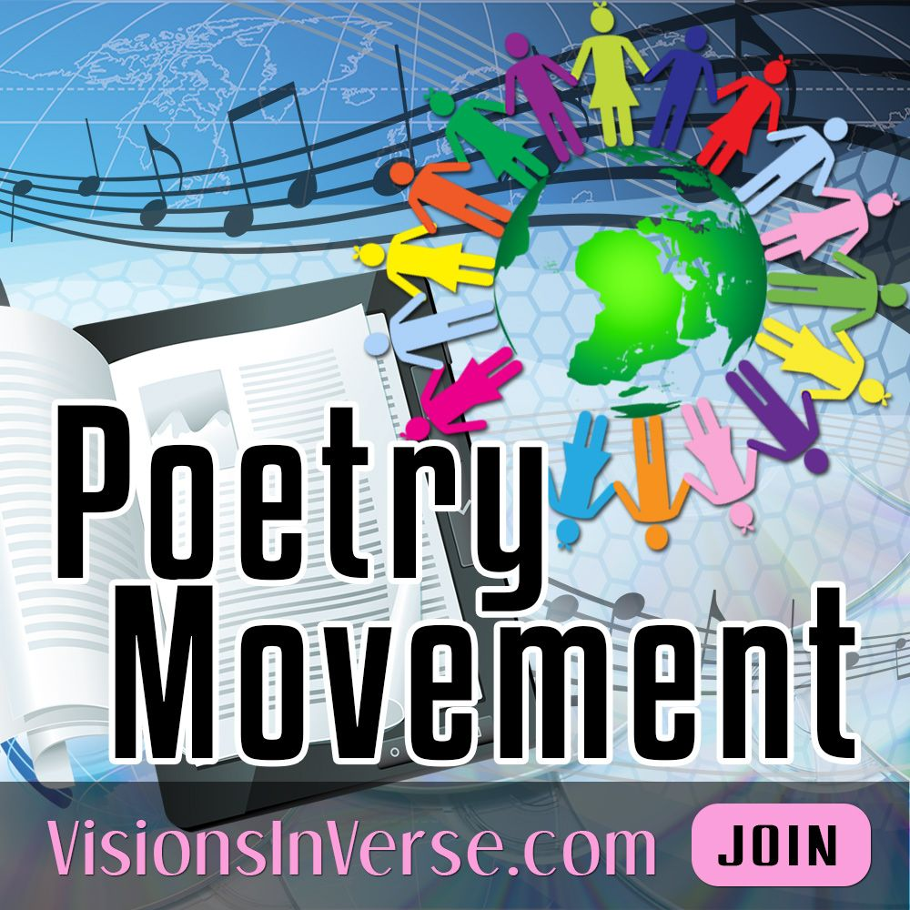 Become part of something transformational for music, greeting card verse, rap and poetry that makes masses of people LOVE poetry and transform a dying art into a hugely popular movement...