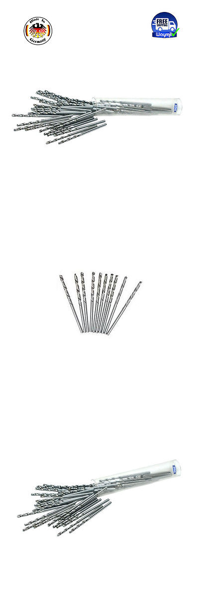 Burs and Bits 179253: Premium Hss Twist Drills Wire Gauge 1.50 Mm ...