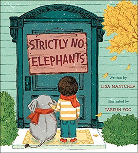 Books About Pets For Kids Elephant Book Childrens Books Elephant