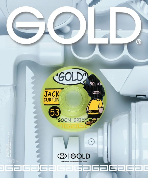 Jack Curtin for Gold Wheels #goldwheels