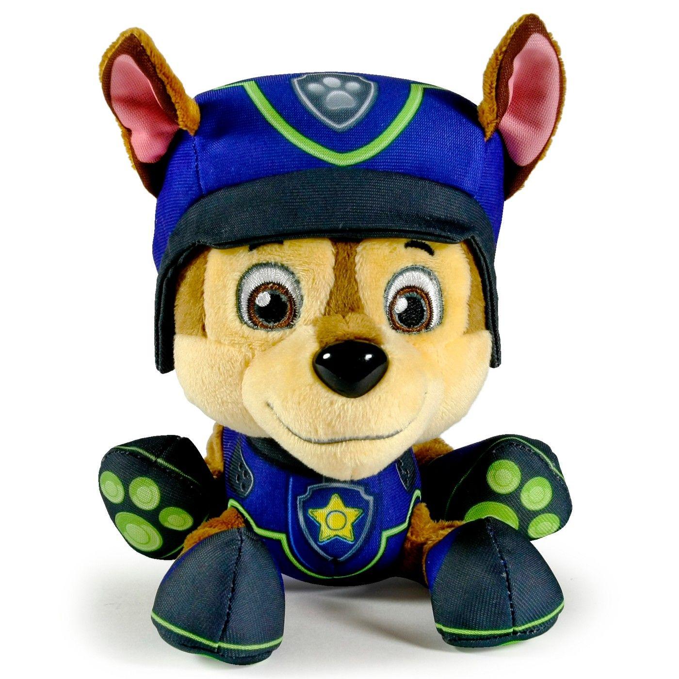 Paw Patrol Spy Chase Plush Patrol Paw Spy Paw Patrol Figure