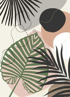 Jungle Leaves Finesse 2