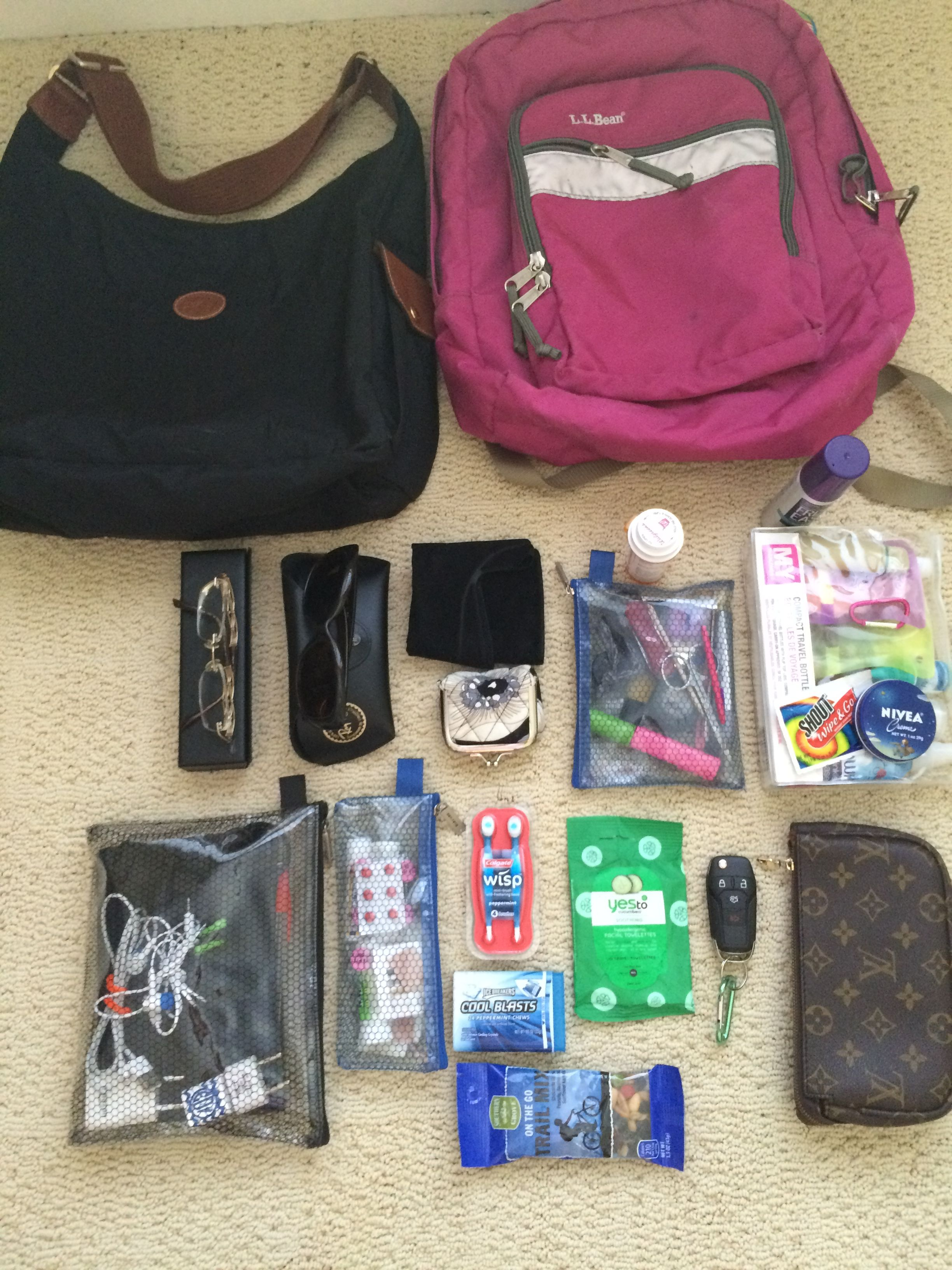 What's in my Carry On? Lots of my travel clients want to