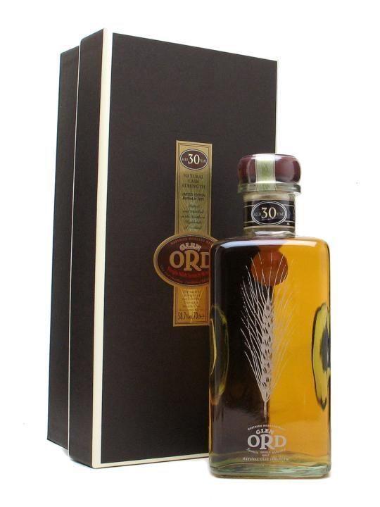 Glen Ord 30 Year Old Highland Whisky (750mL)