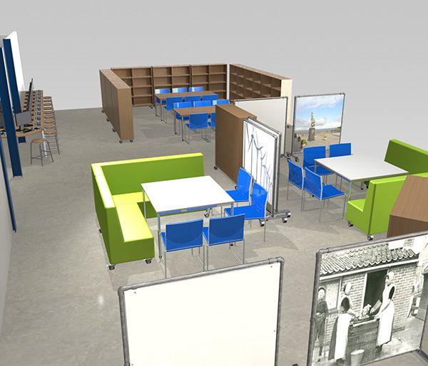 Alles over meubilair lagere school for Meubilair basisschool