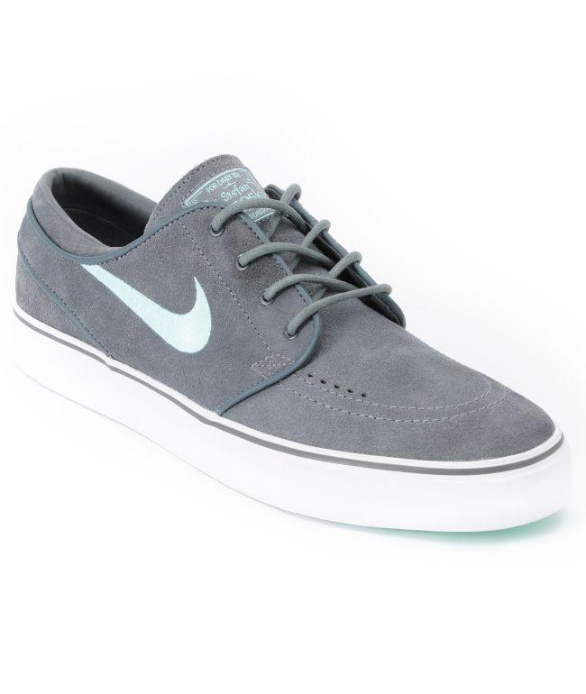 Venta caliente 2019 sensación cómoda estética de lujo Nike Janoski Mint Shoe | Nike, Nike zoom stefan janoski, Nike sb