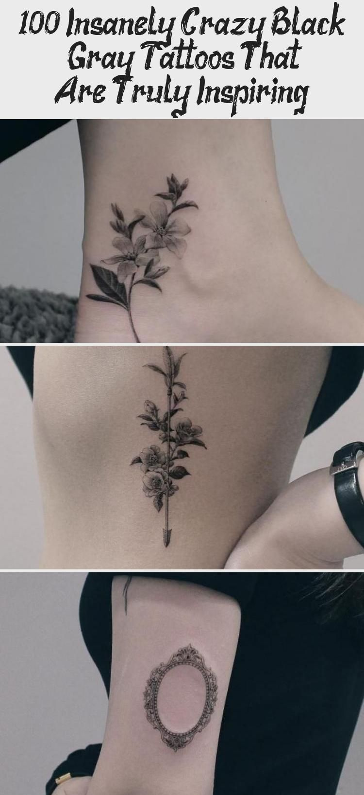 100 insanely crazy black gray tattoos that are truly