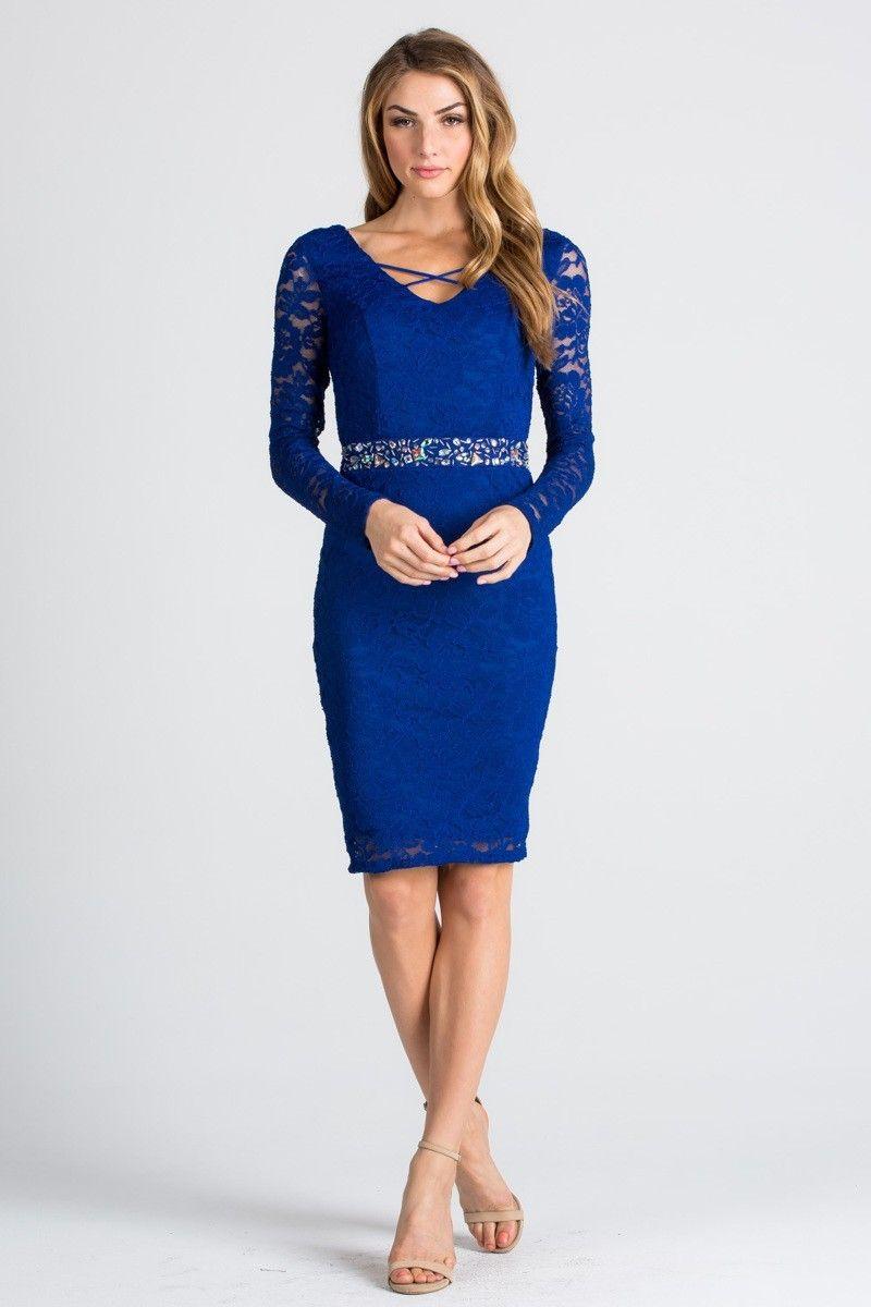 Cocktailkleid 2017 Kirsten | Blaue Kleider online kaufen | Entdecke ...