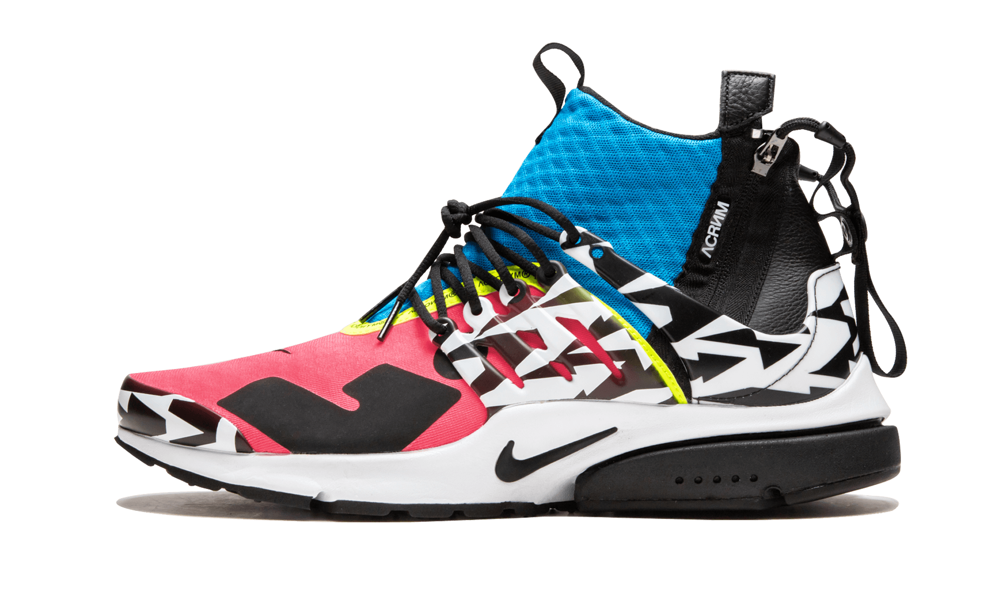 """The Acronym x Nike Air Presto Mid """"Racer Pink"""" is a highlight from the  second round of colorways of the groundbreaking model that came out in 2018. 12b259793"""