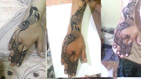 نقش يمني نقش عرايس 2020 روووعه Tattoos Blog