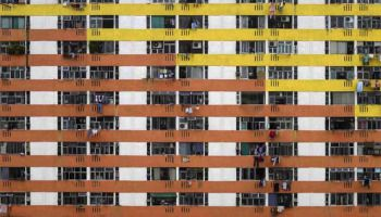 Michael Wolf : Architecture of Density