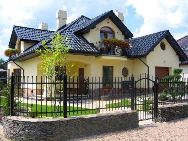 Casă De Vis Cu Un Singur Nivel In Suprafață De 144 Mp Trebuie Să O Vezi Stiri Magazinuldec Beautiful House Plans Dream House Exterior Craftsman House Plans