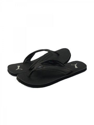 60fe77b1e7bd3 PUMA MEN JAVA BLACK FLIP FLOPS   Rs. 1