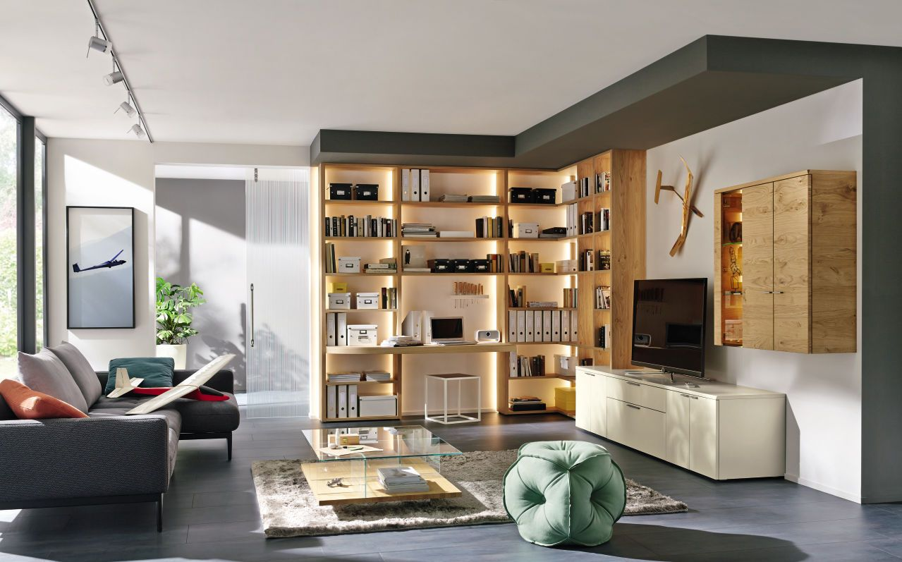 Homeoffice Huelsta Hülsta Moderne Büromöbel Wohnen Büromöbel Design