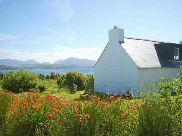 cottage in scotland