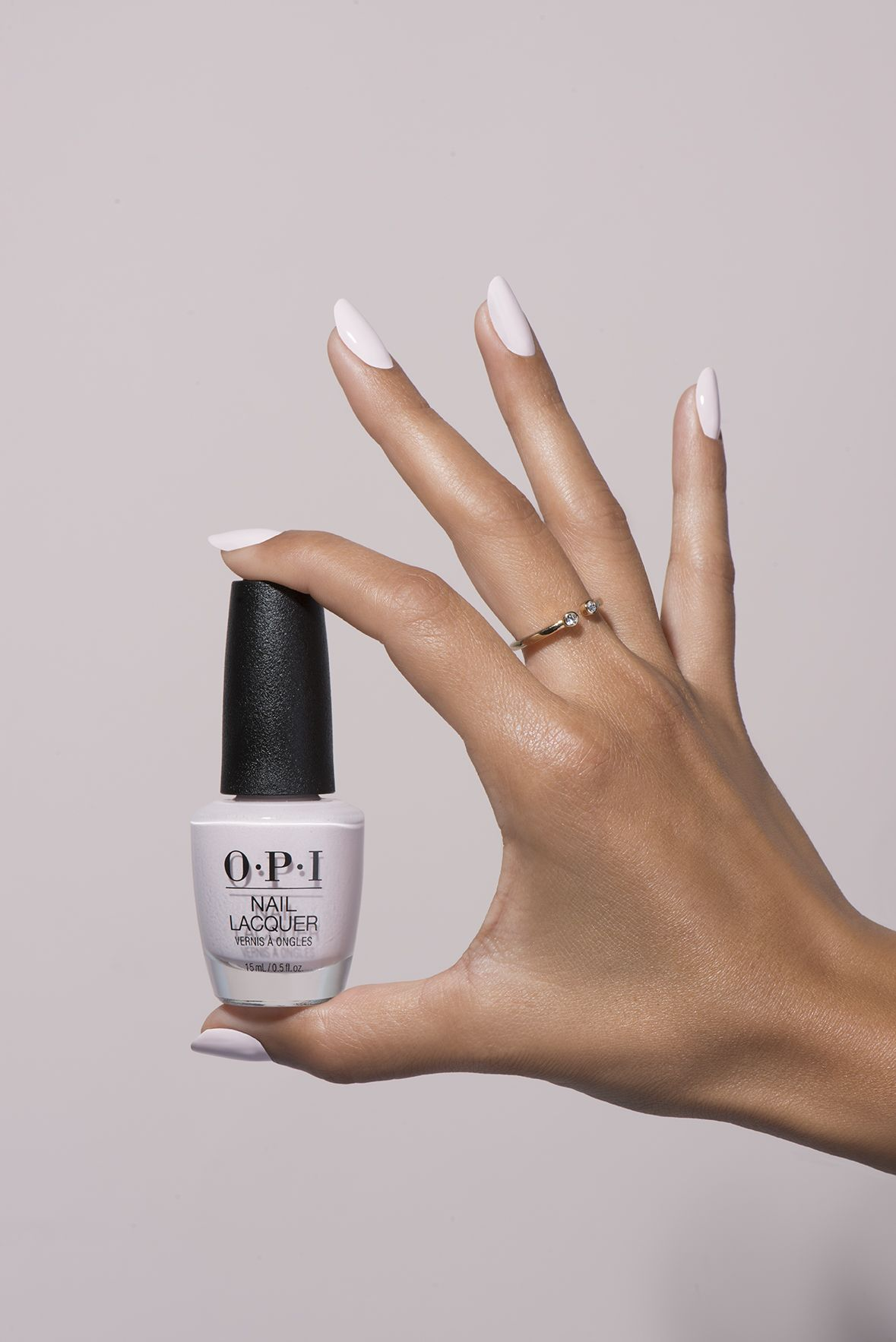 "Opi White Gel Nail Polish: Love Neutral Nail Shades? Try ""Suzi Chases Portugeese"