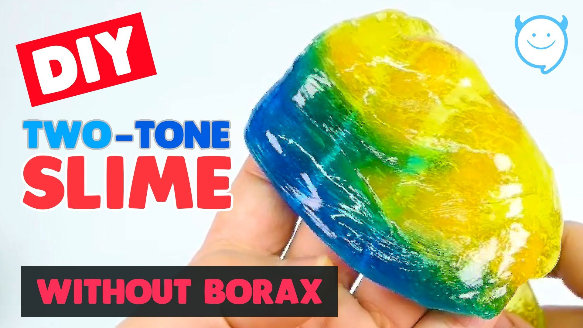 how to make crystal clear slime without borax