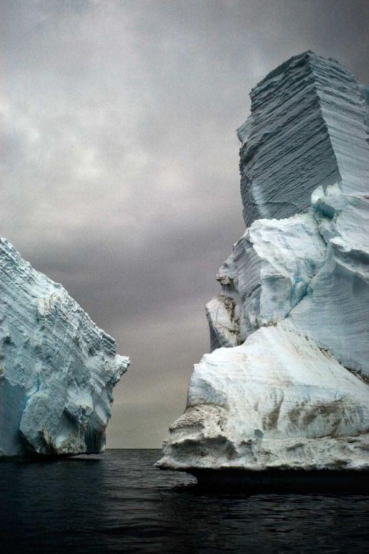 The last iceberg,Camille Seaman