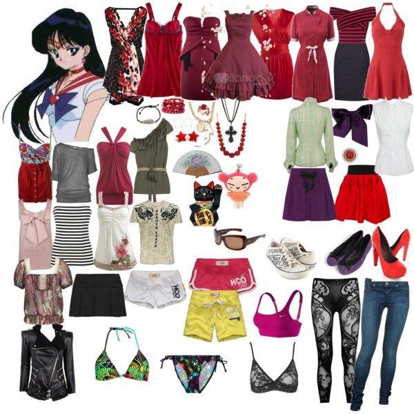 Fashion Style Deidara