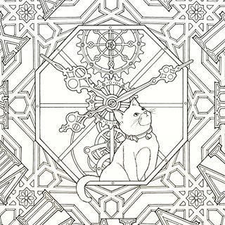 The Time Garden Daria Song Coloring Book