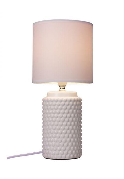 Bubble Vit Bordslampa i 2020 | Bordslampor, Lampor