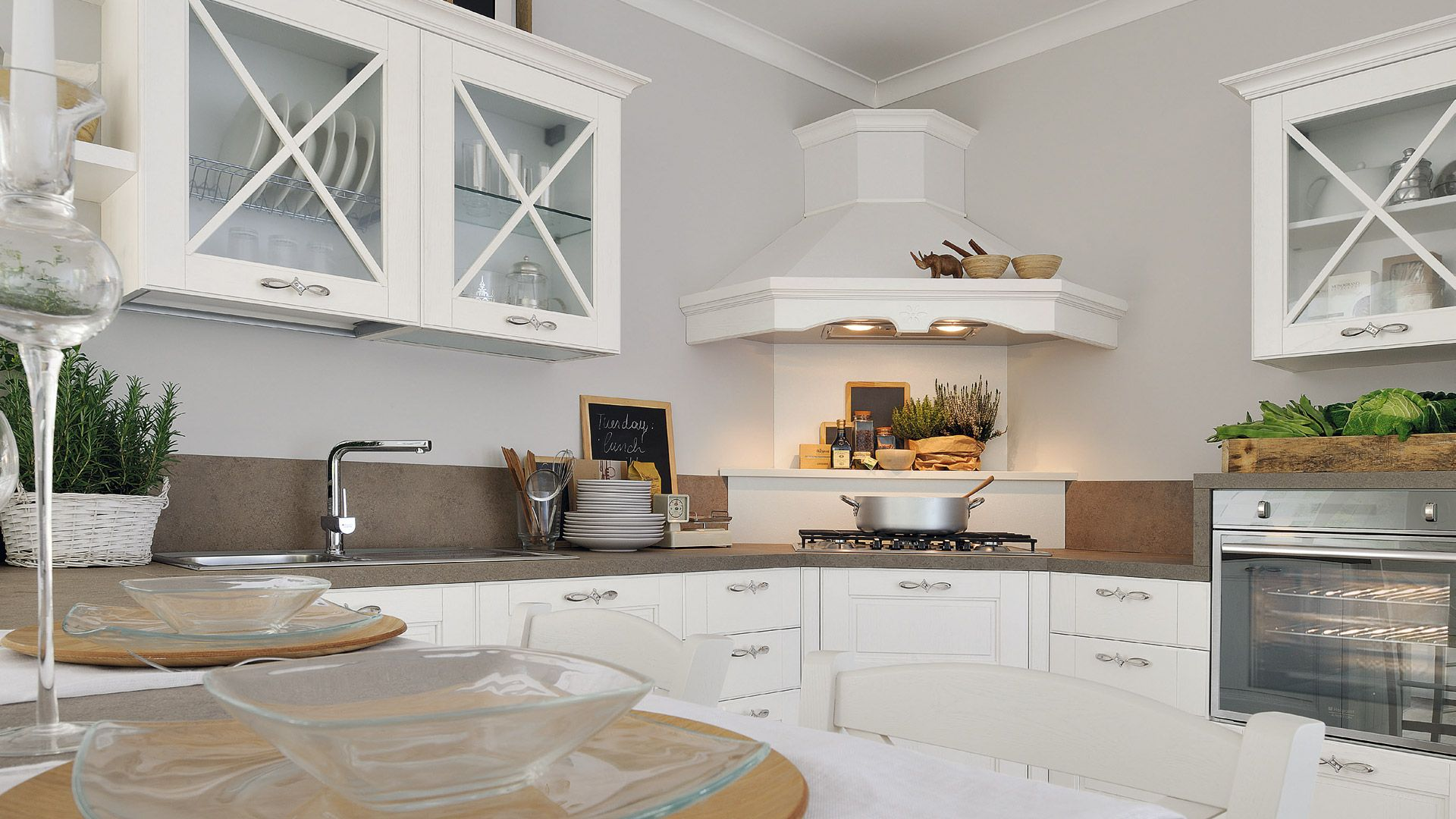 Agnese - Cucine Classiche - Cucine Lube | Best Pins | Pinterest ...