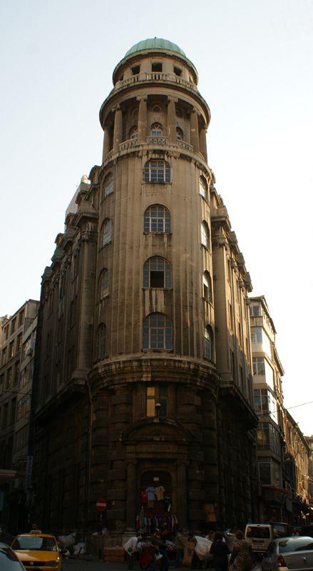 Deutscheorientbankag-Sirkeci - İstanbul