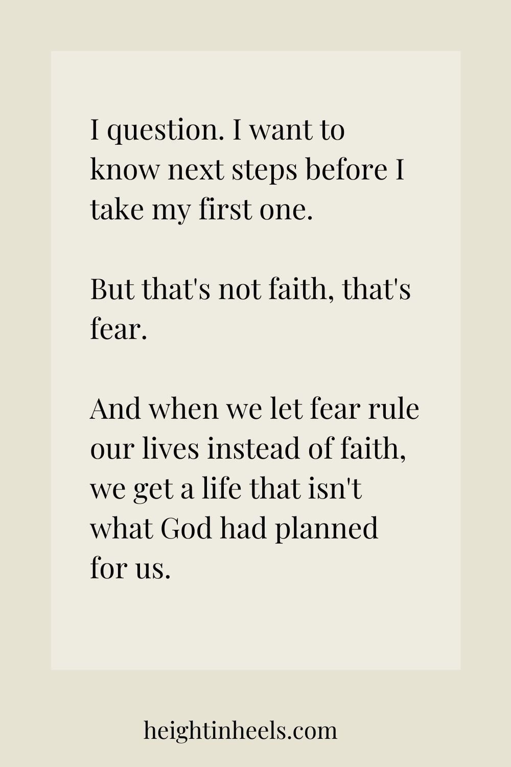 Action Packed Faith A Devotional for Women