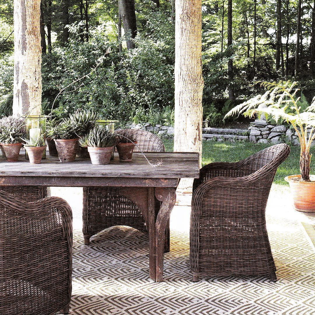 Forget Scratchy Outdoor Mats A New Wave Of Weather And Fade Resistant Rugs