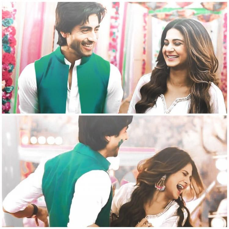 Bepannaah Jennifer Winget And Harshad Chopda Make For An Adorable Pair In These Pictures Jennifer Winget Jennifer Winget Beyhadh Actress Pics
