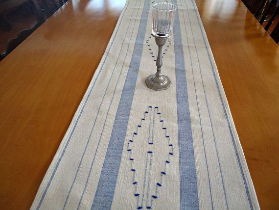 Home & Living Kitchen & Dining Linens Table Linens Table Runners Tablecloth Table Runner Turkish Cotton Lace Table Runner Linen Table Runner Linen
