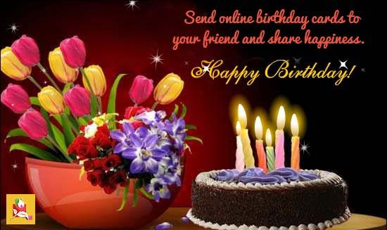 Httpblossomsquareblogsend Online Birthday Cards To Your