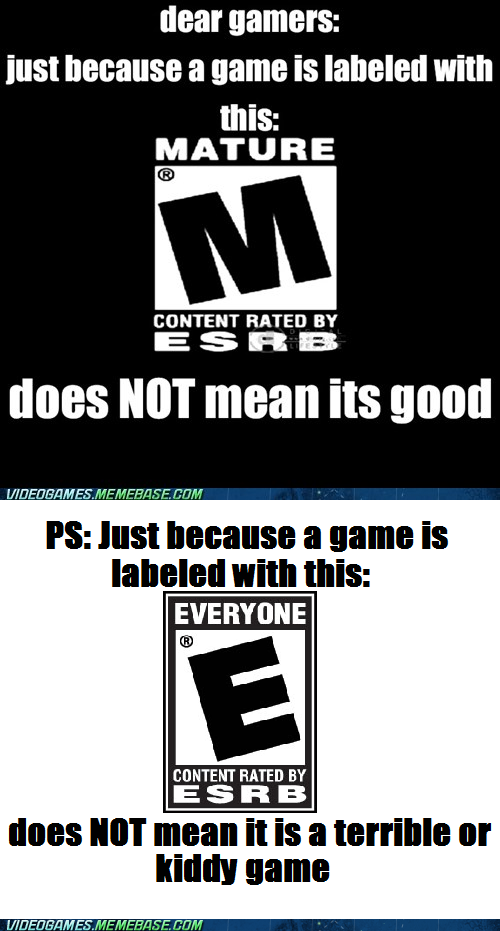 The Two Highest Rated Games OF ALL TIME Are Rated E. Just