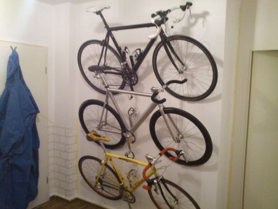 Bike Storage Wall Mounts Stands Lock Ups Sheds Etc