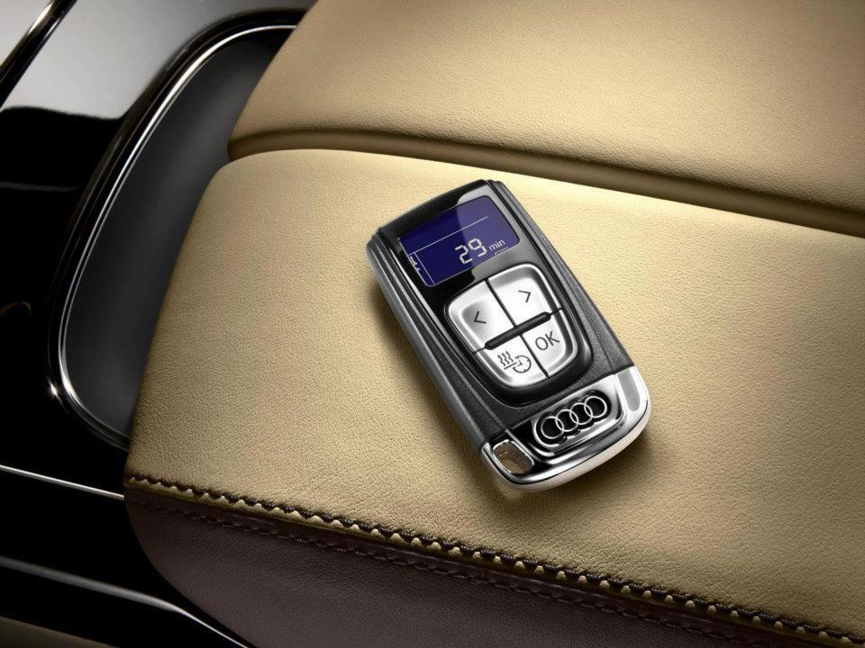 Lcd Key Audi Bmw Key Car Keys Audi A8